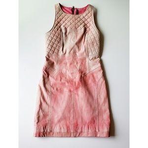 Walter Baker Leather Dress